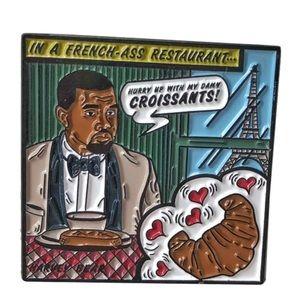 Kanye West I am a god lyrics pin